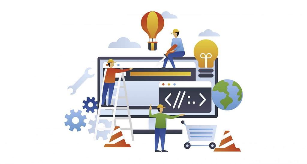 Building Your Small Business Website : Diy Builder Vs Web Designer 5