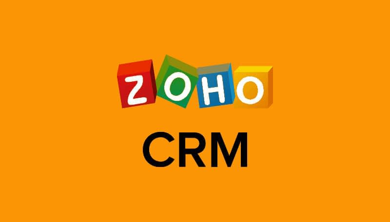 Zoho CRM 7