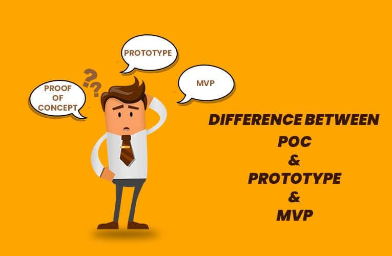 Difference Between Proof of Concept, Prototype, and MVP? 3